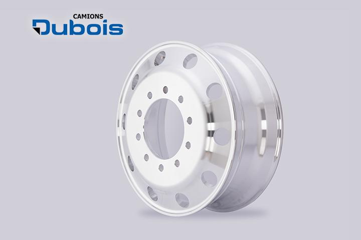 Roues aluminium 24.5x8.25