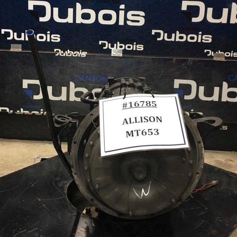 Allison MT653