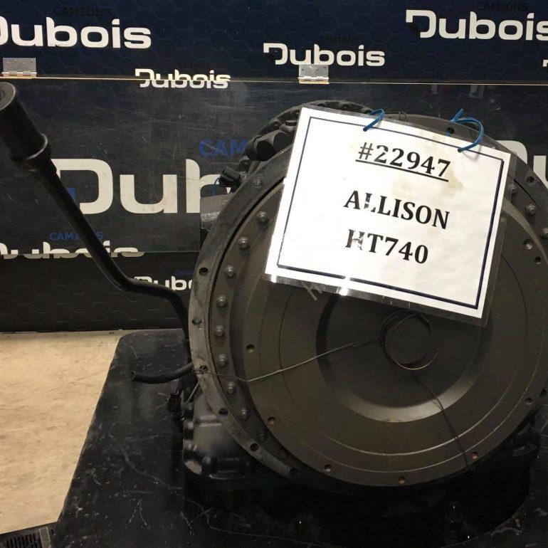 Allison HT740