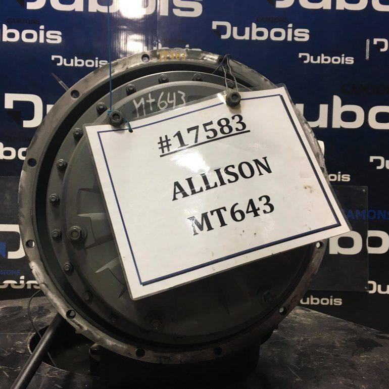 Allison MT643