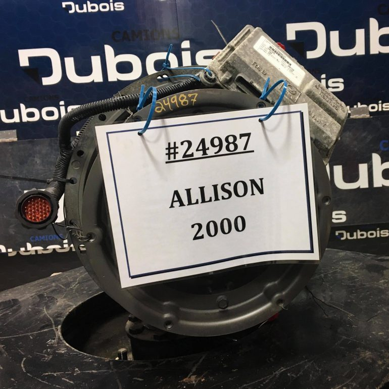 Allison série 2000