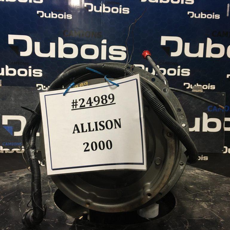 Allison 2000 SERIE